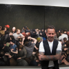 "Dan Witz ""Mosh Pit"" Paintings"