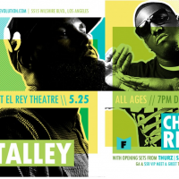 Win A Pair of Tickets To Stalley & Chip Tha Ripper Live @ The El Rey Theater !!!!