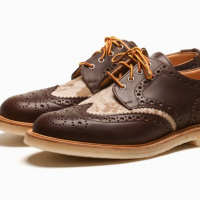"Mark McNairy ""Chocolate"" Country Brogue"