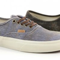Vans: CA Authentic Stained