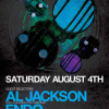 Boombox: August 4th, 2012 With Al Jackson, Endo, Antiq & A1