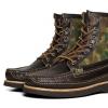 Yuketen Camo Maine Guide DB Boot
