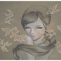 "Audrey Kawasaki ""Midnight Reverie"""