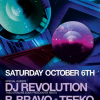 Boombox: October 6th, 2012 With Dj Revolution, B. Bravo & Teeko, And Computer Jay