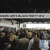 Branded Art Block Party November 10th, 2012. Culver City