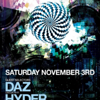 Boombox: November 3rd, 2012 With Daz, Hyder, Phatrick & Foniks