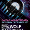Boombox: 6 Year Anniversary December 1st, 2012 With Peanut Butter Wolf &  Dam-Funk