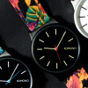 "KOMONO Watches ""WIZARD PRINT"" SERIES"