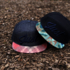 KITH NYC X QUINTIN JUST DENIM AZTEC HATS