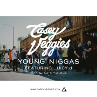"Casey Veggies: ""Young Niggas"" Feat. Juicy J"