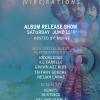 Iman Omari (Vibe)rations Album Release Show At The Troubadour