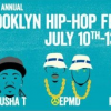 2013 Brooklyn Hip-Hop Festival With Pusha T, EPMD, and Redman