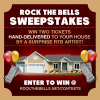 "Contest: Last Chance To Win Tickets To RTB Los  Angeles: ""Rock The Bells Clearing House"""