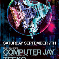 Boombox: September 7th, 2013 With Computer Jay, Teeko, and Max Kane