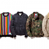 WACKO MARIA 2013 Fall/Winter 4 Bomber/Sweater Collection
