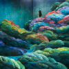 "Korean Artist Jee Young Lee Recently Presented Her ""Stage of Mind"" Exhibition"