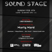 #SOUNDSTAGE W/ Marty Mard, Adam Roose, Jeanleon & More