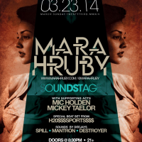 Mara Hruby Live in LA – Sunday, March 23rd, 2014 – Get Tickets