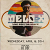 MeLo-X + Jo_Def – Wednesday April 16, 2014 – Purchase Tickets