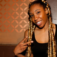 "A Discussion With G.L.A.M. On Her Artistic Inspiration And The Making Of Her Mixtape ""The Feel"""