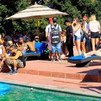 TI$A Hollywood Hills Mansion Pool Party (Recap)