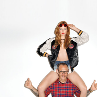 EVISU Fall/Winter 2014 Campaign by Terry Richardson