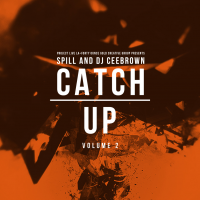 Project Live & Forty Ounce Gold Present Catch Up Vol. 2 Curated By Spill & Cee Brown