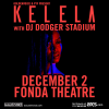 Win Free Tickets To Kelela w/ DJ Dodger Stadium – December 2, 2014