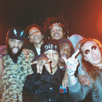 Two-9 Turnt up At The Echoplex With Overdoz (Mini Interview)