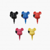 Bearbrick Earbud Headphones