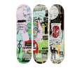 The Skateroom x Jean-Michel Basquiat Skateboard Collection