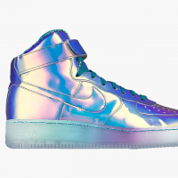 """NIKEiD Launches """"Iridescent"""" Option For Nike Air Force 1"""