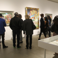 Robert Williams 'SLANG Aesthetics!' & '20 Years Under the Influence of Juxtapoz'  (Opening Recap)