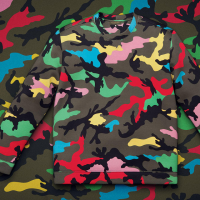 """Valentino Spring/Summer 2015 """"Camupsychedelic"""" Capsule Collection"""
