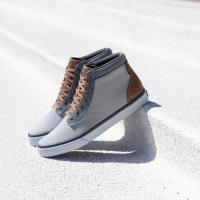 "The Radii Basic ""Grey Ostrich"""