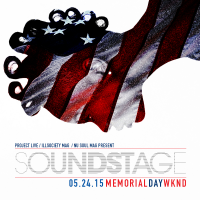 SOUNDSTAGE Memorial Day w/ Iman Europe, Lakim, Eden Hagos – May 24, 2015