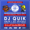 CAMP TRILL Independence Day w/ DJ Quik – Saturday July 4, 2015