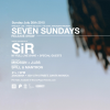 "SiR ""Seven Sunday"" Album Release Show – Sunday July 26, 2015"