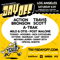 Win Tickets To Fool's Gold Day Off Los Angeles – Saturday, August 29, 2015