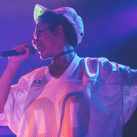 Photo Recap: Sqaad Haus At Echo Park Rising w/ Doja Cat, Sunni Colon, Tiffany Gouche, Quin + More