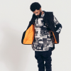 "10. Deep Fall 2015 ""Chaos Theory"" Lookbook"