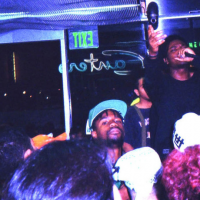 RECAP: Warhol Turned Pink Dolphin On Fairfax Into A Party