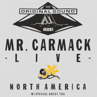 Mr. Carmack Announces His Original Sound Tour