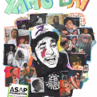 A$AP MOB Announce The Third Installment Of Yams Day 2018