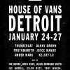 House Of Vans Announces Detroit Pop-Up January 24-27 With Thundercat & Danny Brown