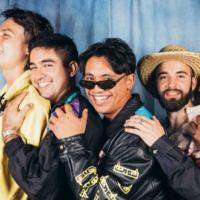 "Latinx Band Inner Wave Shares Their Video For ""Mushroom"""