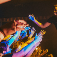 Danny Brown Took Over The Regent For His Uknowhatimsayin¿ Tour (Photo Recap)