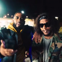 "Reason & Ab-Soul Put On For The City Of Carson With ""Flick It Up"""