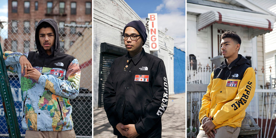 Supreme x the north face springsummer 2014 lookbook gumiabroncs Choice Image