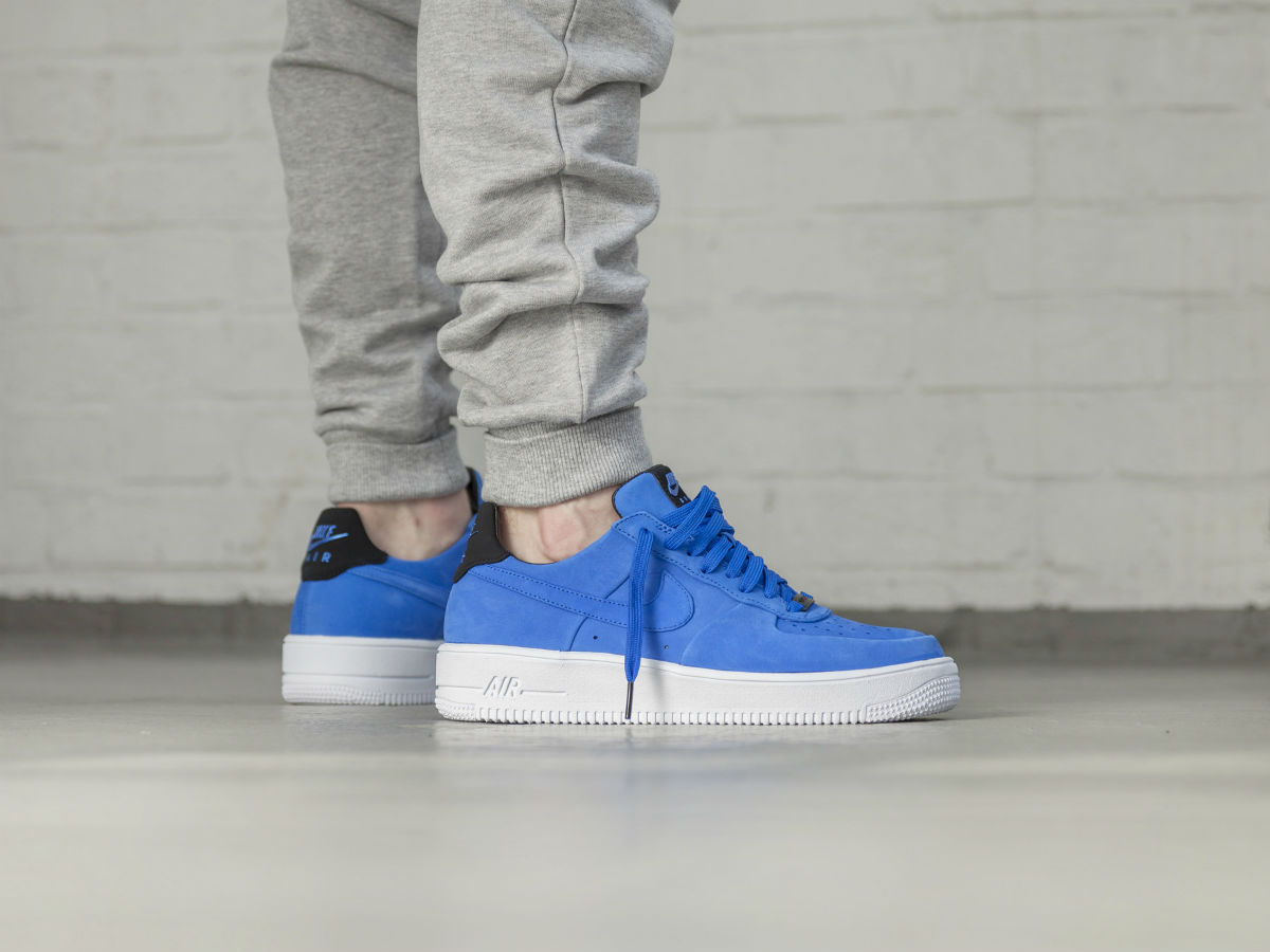 "Nike Air Force 1 Ultraforce FC ""Cristiano Ronaldo"" Hyper Cobalt"